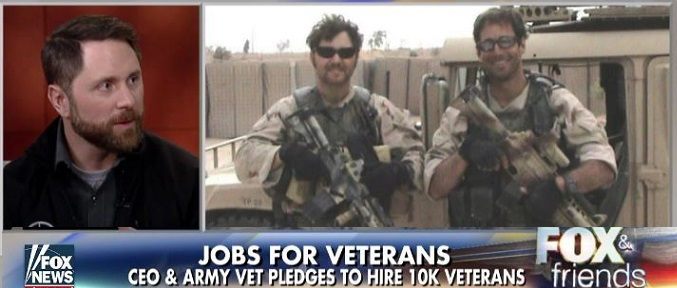 'Hiring Vets Is Who We Are': Black Rifle Coffee Company Hits Back at Starbucks (Video)