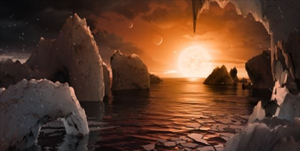 Aliens? 7 New Earth-Like Exoplanets Discovered, NASA Announces (Video)