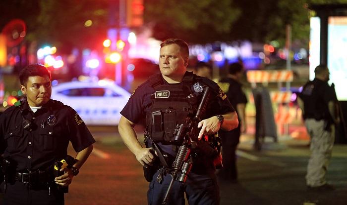 SHOOTING AT Cincinnati NIGHTCLUB – 1 Dead, 14 Injured Terrorism? (Video)