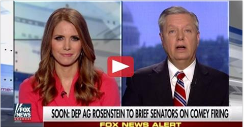 Lindsey Graham Dropped Hillary Clinton BOMBSHELL Live On National Television (Video)