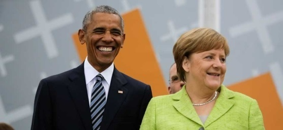 Obama Praises Globalism, BASHES Trump In Berlin: 'We Can't Hide Behind A Wall' (Video)