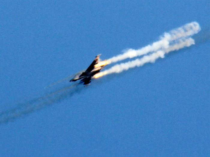 Russia Vows To Treat US Jets In Syria As 'Targets' After America Guns Down First Regime Warplane