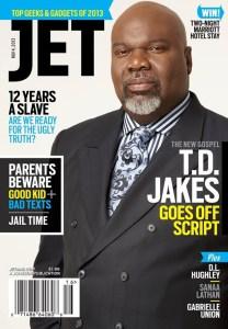 T.D. Jakes Jet Magazine 2013