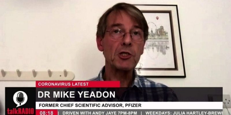 Dr. Mike Yeadon