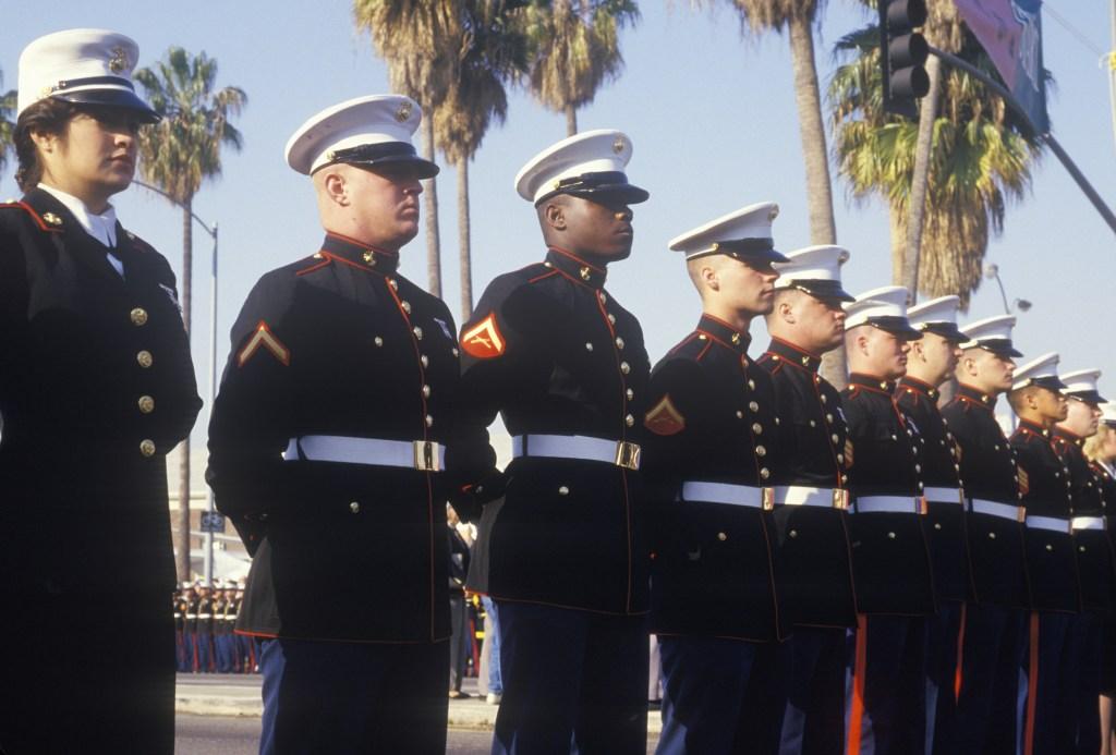 US Marines - Los Angeles