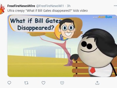 What if Bill Gates disappeared