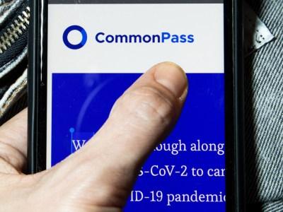 CommonPass Vaccine Passport