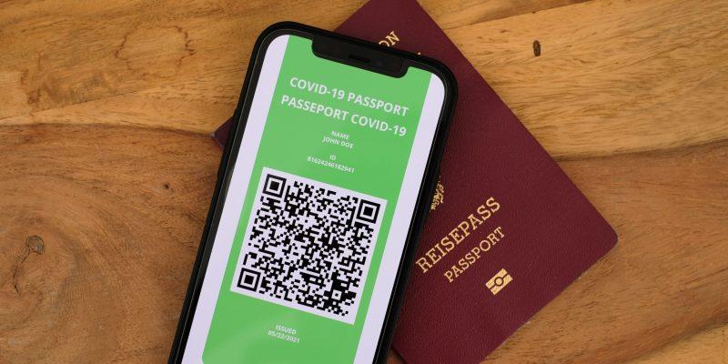 Covid Vaccination Passport