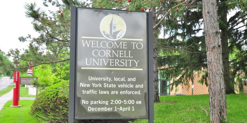 Cornell University Entrance