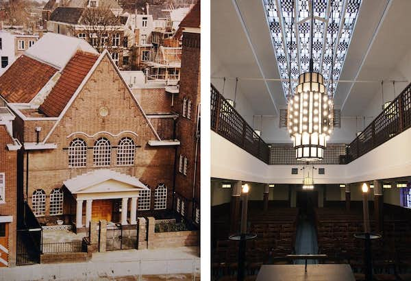 Rondleiding synagoge