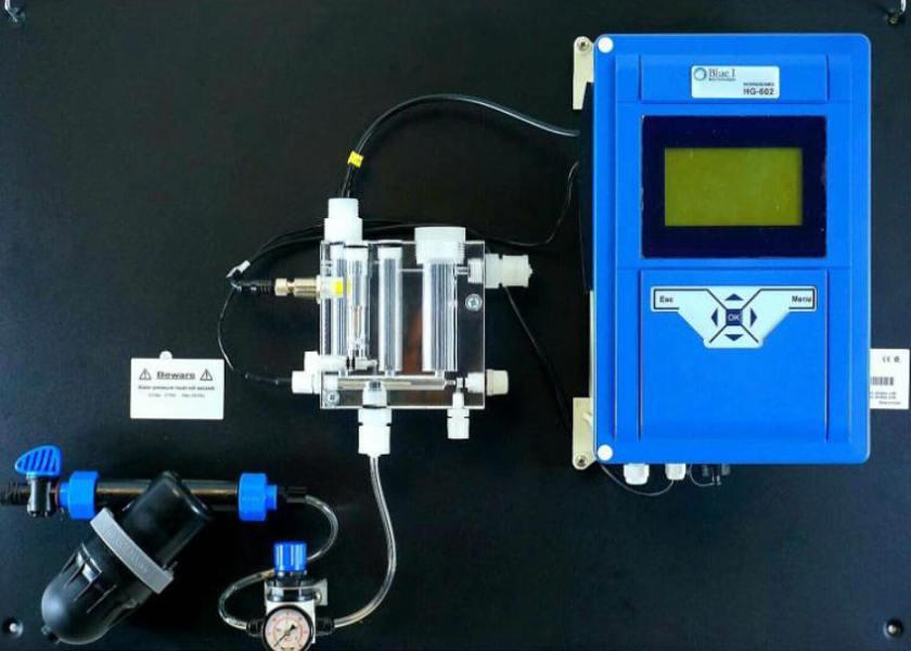 Blue-I HYdroGuard HG-602 Amperometric Analyzer