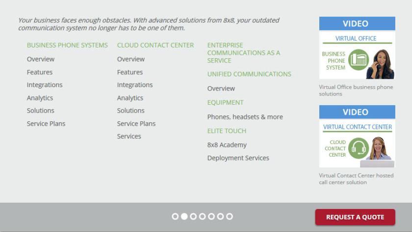 8x8 Services