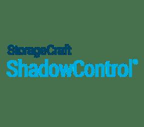SStorageCraft ShadowControl - SC ShadowControl