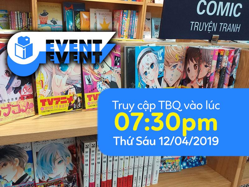 TBQ's EVENt