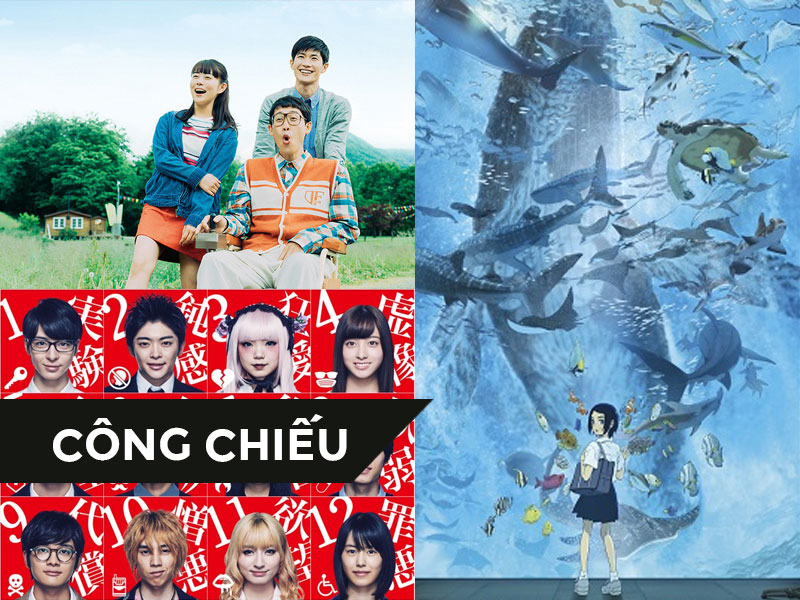 【CÔNG CHIẾU】10 phim Nhật trong Liên Hoan Phim Nhật Bản 2019 (Phần 3)