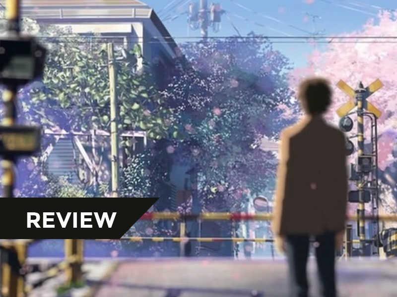【REVIEW】[5 Centimet Trên Giây] – Ngỡ trong tầm với mà xa tựa chân trời