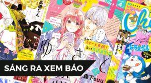 【SÁNG RA XEM BÁO】Bộ sưu tập ảnh bìa tạp chí manga 2020 – Tháng 2 – Shoujo/Josei