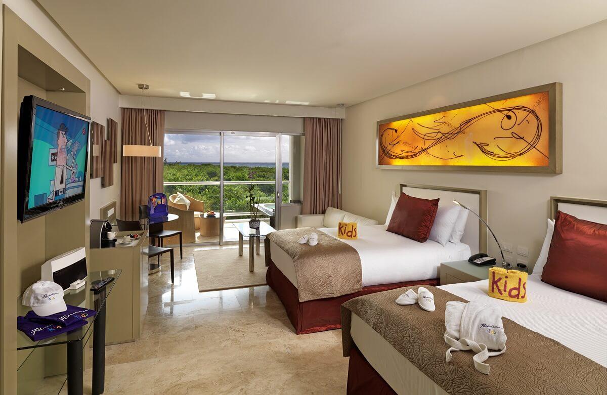 5 hoteles familiares para disfrutar las playas de Mxico