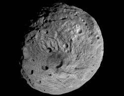 Астероид Веста.