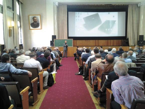 Общее собрание ОФН РАН, май 2013 года. Фото Н. Деминой