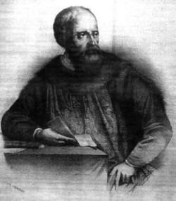 Портрет Де Клавихо — вольная фантазия художника  XIX века