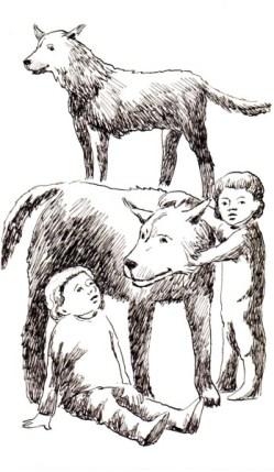 дети магды