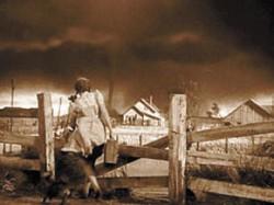 Дороти в экспериментальном видео Джоша Аззарелла