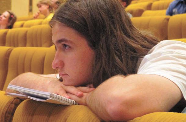 Александр Щербина, студент Физтеха
