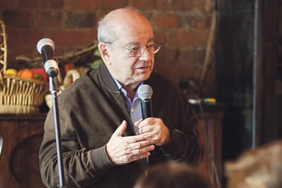 Дмитрий Зимин. Фото С. Мишиной