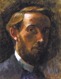 Жан Эдуар Вюйар. Автопортрет (1899)