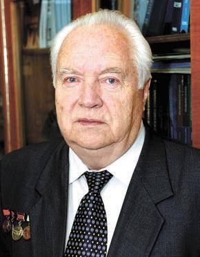 Николай Короновский, доктор геолого-минералогических наук, профессор МГУ