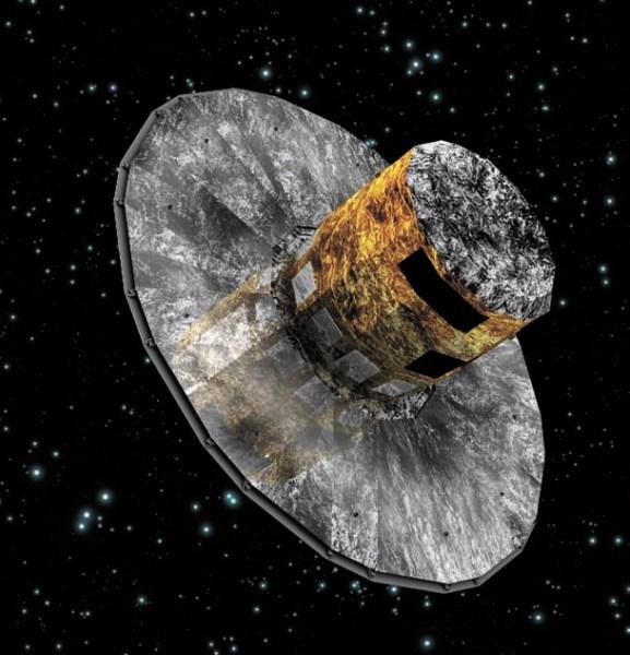 GAIA (изображение ESA)