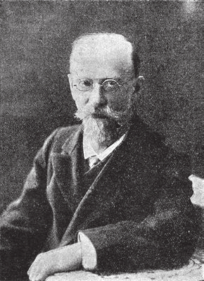 Н.А. Холодковский в 1918 году