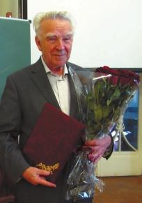 Леонид Келдыш (фото Н. Деминой)