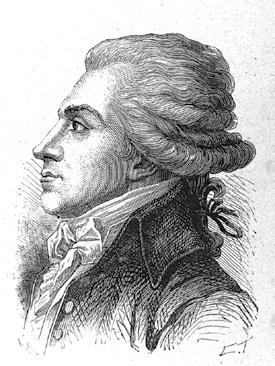 Бертран Барер де Вьёзак  (Bertrand Barère de Vieuzac,  1755–1841) — французский  революционный деятель, адвокат,  председатель Конвента во время  суда над Людовиком XVI