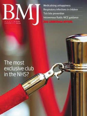 BMJ, Британский медицинский журнал, British Medical Journal