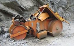 Печальный результат падения камней. Ущелье Сатледжа. 11 июня 2015 года