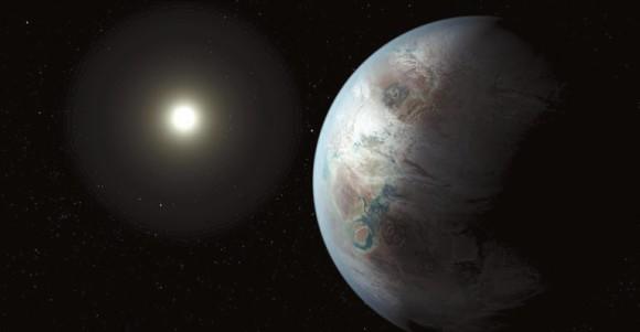 Изображение NASA/Ames/JPL-Caltech (фантазия художника)