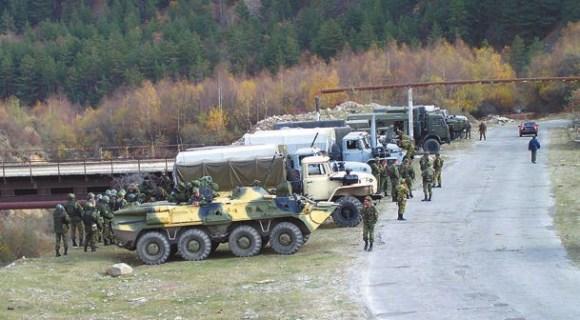 Октябрь 2009 года. Война в научном поселке