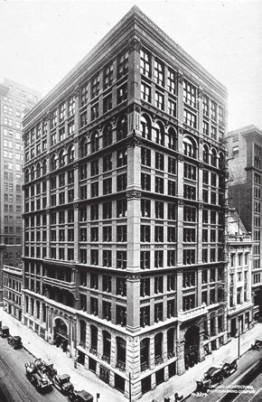 1. Home Insurance Building (1885)