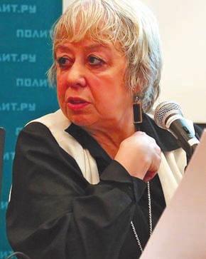 Н. В. Брагинская. Фото Н. Четвериковой, «Полит.ру»