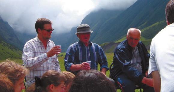 Северная Осетия, 2007 год. Фото из архива С. Татевосова