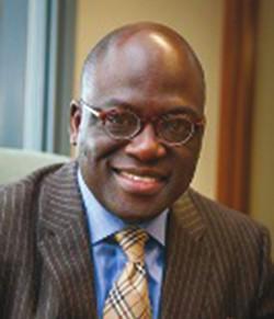 Benjamin Akande (www.westminster-mo.edu)