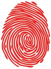 Отпечатками пальцев не подтверждается