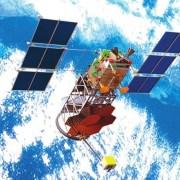 Рис. 1. Спутник «Ломоносов»