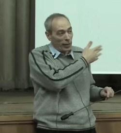 М. Высоцкий, членкор РАН, ИТЭФ