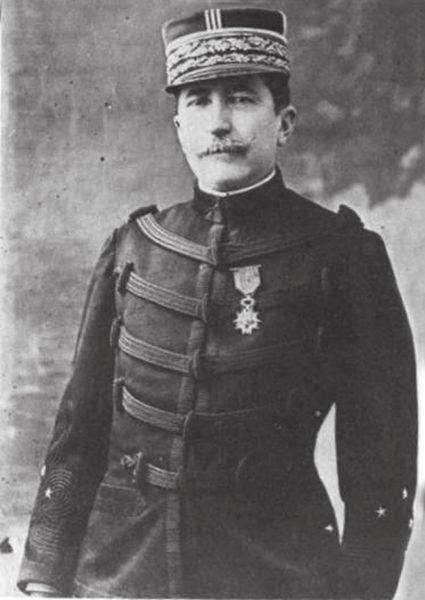 Мари-Жорж Пикар, французский генерал, главный участник разоблачения дела Дрейфуса