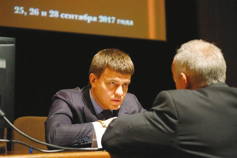 Глава ФАНО Михаил Котюков