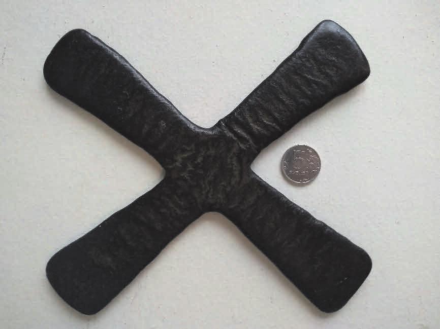 Рис.2. Большой крест Катанги (народность луба)