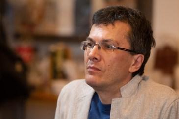 Биолог Александр Марков, участник дискуссии о происхождении жизни на страницах ТрВ-Наука, сделал краткое сообщение о неферментативной репликации РНК